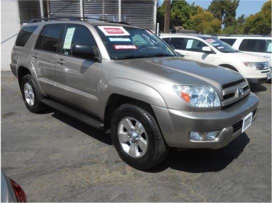 Toyota 4Runner 2003 $6995.00 incacar.com