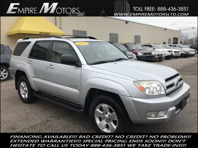 Toyota 4Runner 2004 $5999.00 incacar.com