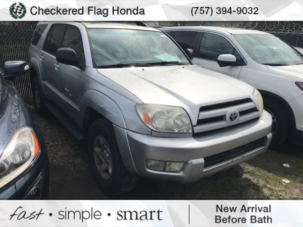 Toyota 4Runner 2004 $6999.00 incacar.com