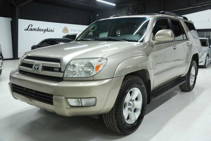 Toyota 4Runner 2005 $6995.00 incacar.com