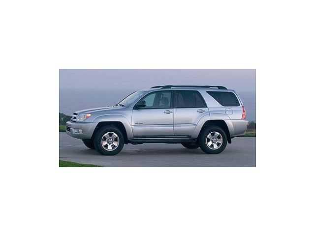 used Toyota 4Runner 2005 vin: JTEBT14R158027341