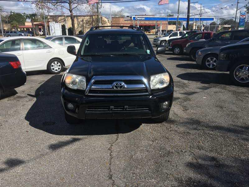 Toyota 4Runner 2007 $9495.00 incacar.com