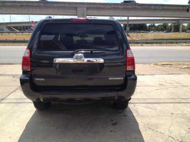 Toyota 4Runner 2007 $9995.00 incacar.com