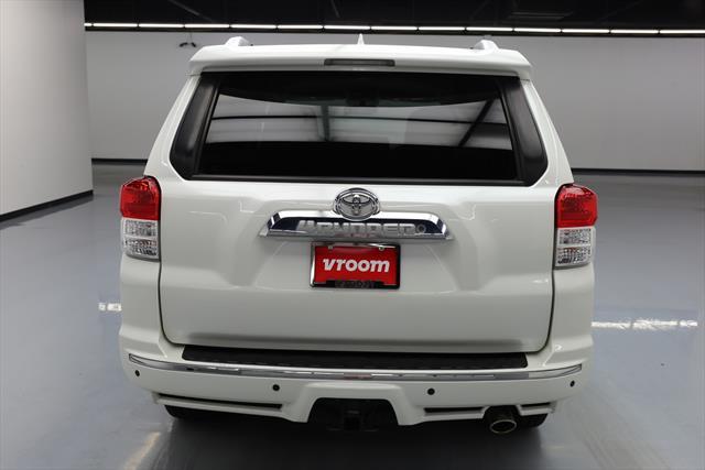 used Toyota 4Runner 2013 vin: JTEBU5JR2D5135038