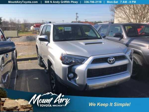 Toyota 4Runner 2019 $40746.00 incacar.com