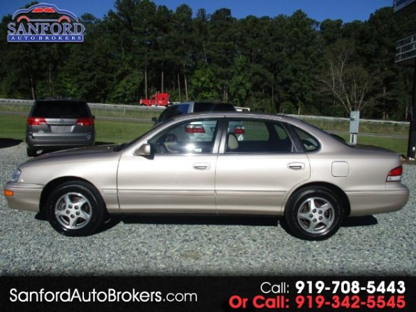 1997 toyota avalon 3995 00 for sale in sanford nc 27330 incacar com incacar com