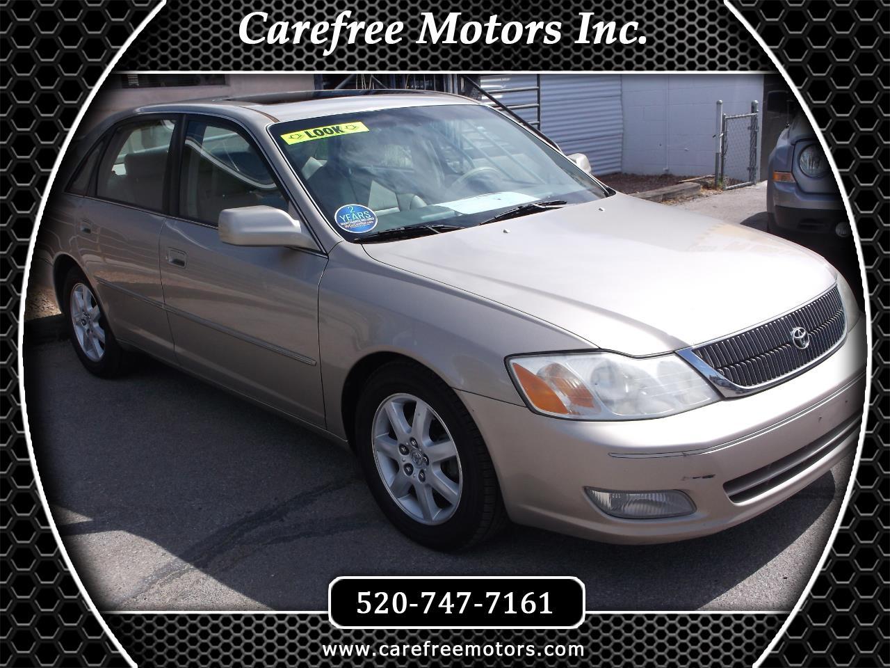 Toyota Avalon 2000 $3995.00 incacar.com