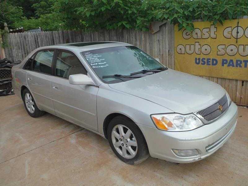 Toyota Avalon 2001 $2795.00 incacar.com