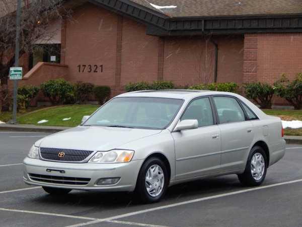 Toyota Avalon 2001 $2499.00 incacar.com