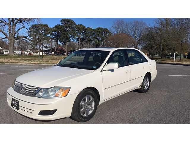 Toyota Avalon 2001 $3997.00 incacar.com