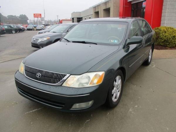 Toyota Avalon 2002 $3395.00 incacar.com