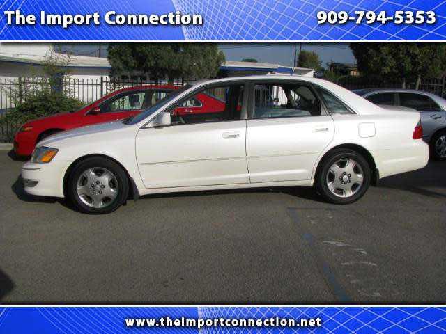 Toyota Avalon 2003 $4950.00 incacar.com