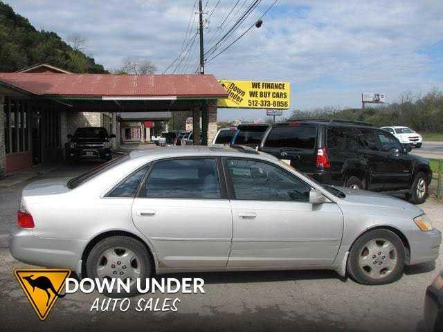 Toyota Avalon 2003 $2495.00 incacar.com