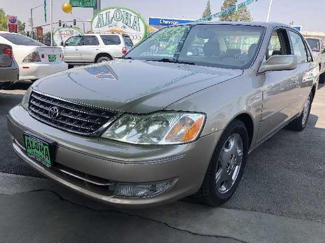 Toyota Avalon 2003 $6995.00 incacar.com