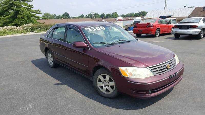 Toyota Avalon 2004 $1300.00 incacar.com