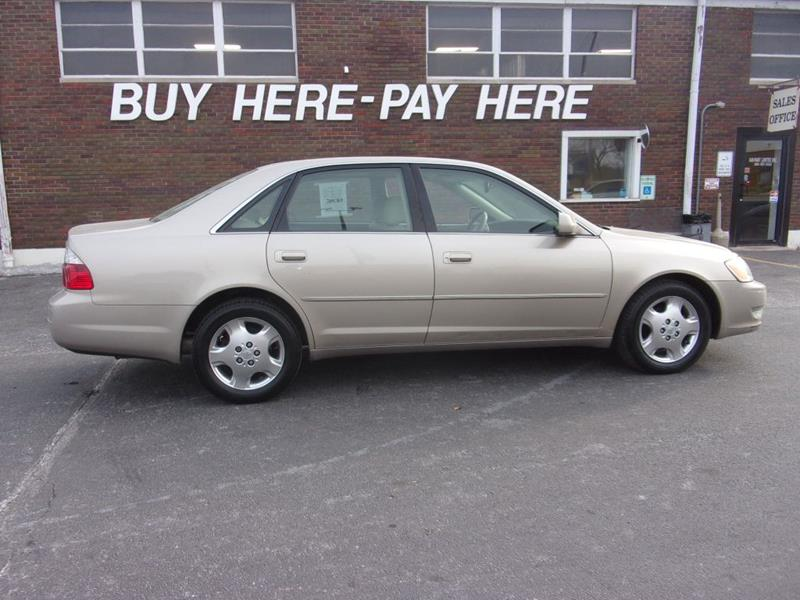 Toyota Avalon 2004 $5995.00 incacar.com