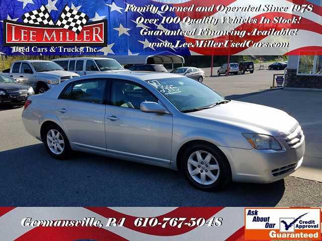 Toyota Avalon 2007 $2995.00 incacar.com