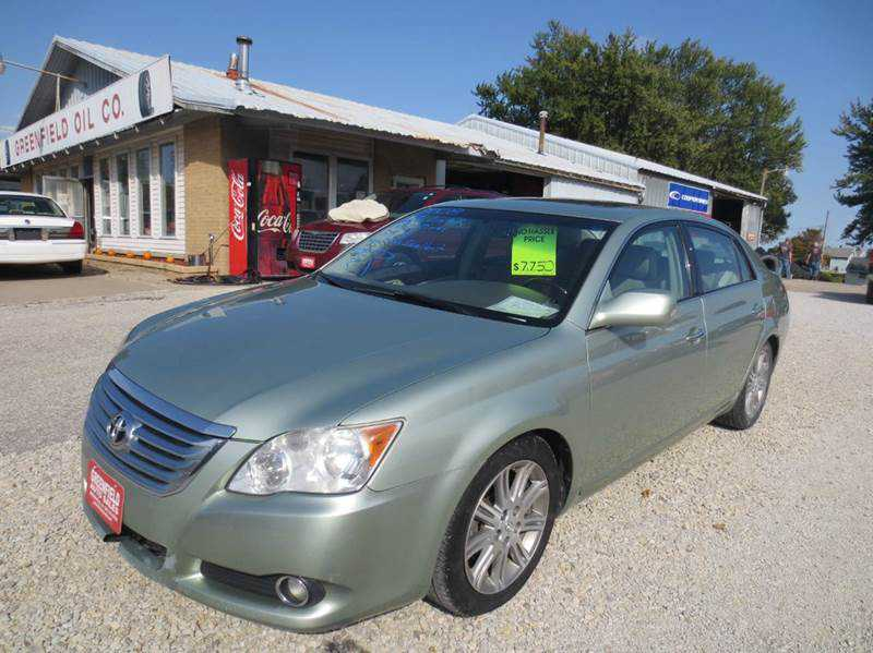 Toyota Avalon 2008 $7750.00 incacar.com