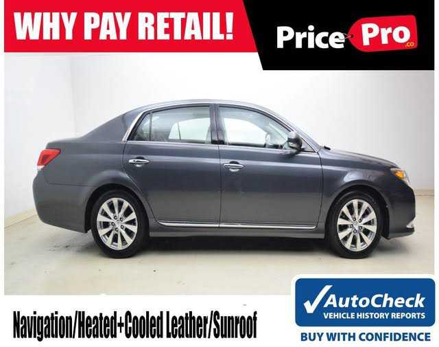 Toyota Avalon 2011 $10998.00 incacar.com