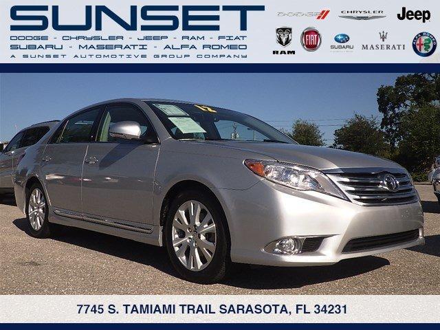 Toyota Avalon 2012 $16988.00 incacar.com