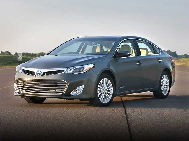 Toyota Avalon 2013 $8977.00 incacar.com