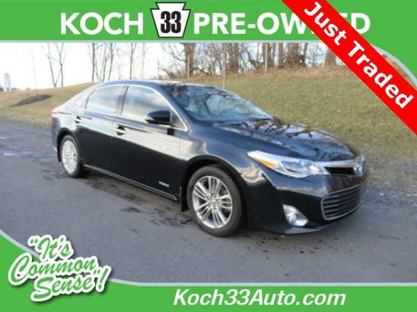 Toyota Avalon 2014 $11977.00 incacar.com
