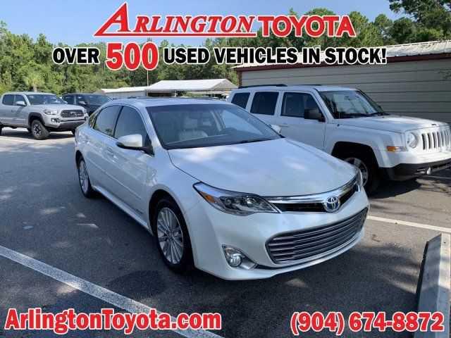 Toyota Avalon 2015 $18991.00 incacar.com