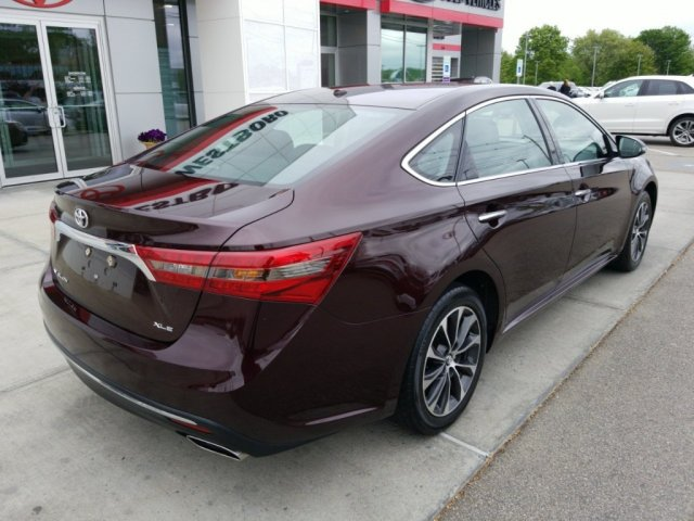 Toyota Avalon 2016 $18987.00 incacar.com