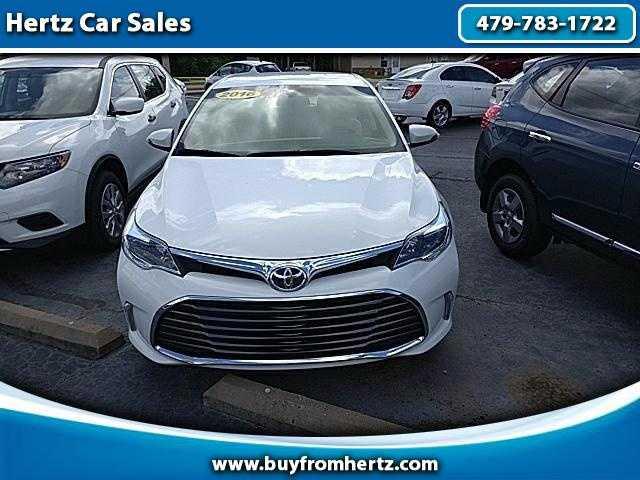 Toyota Avalon 2016 $20959.00 incacar.com