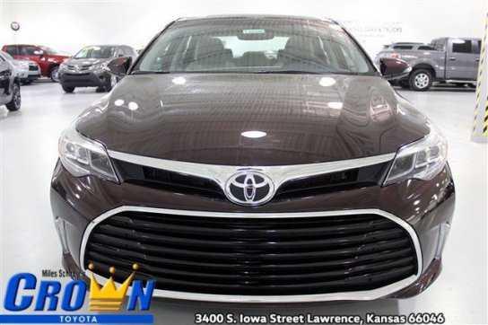 Toyota Avalon 2016 $38110.00 incacar.com