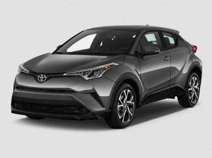 Toyota C-HR 2018 $22671.00 incacar.com