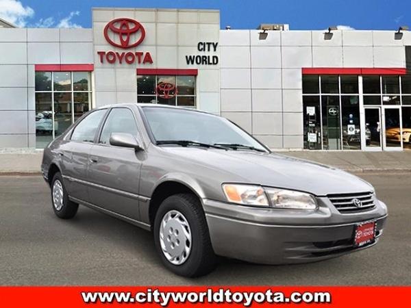 Toyota Camry 1997 $3650.00 incacar.com