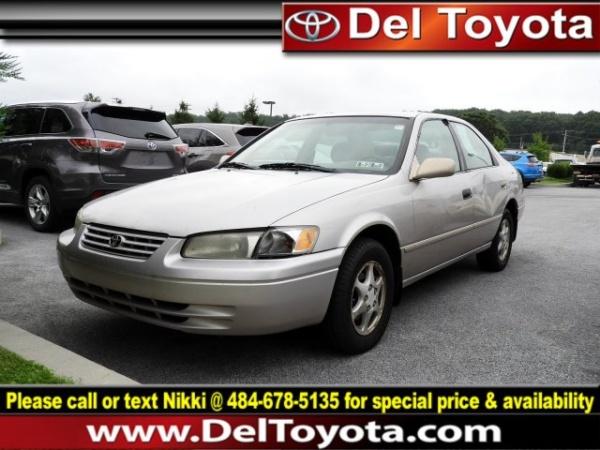 Toyota Camry 1997 $4266.00 incacar.com