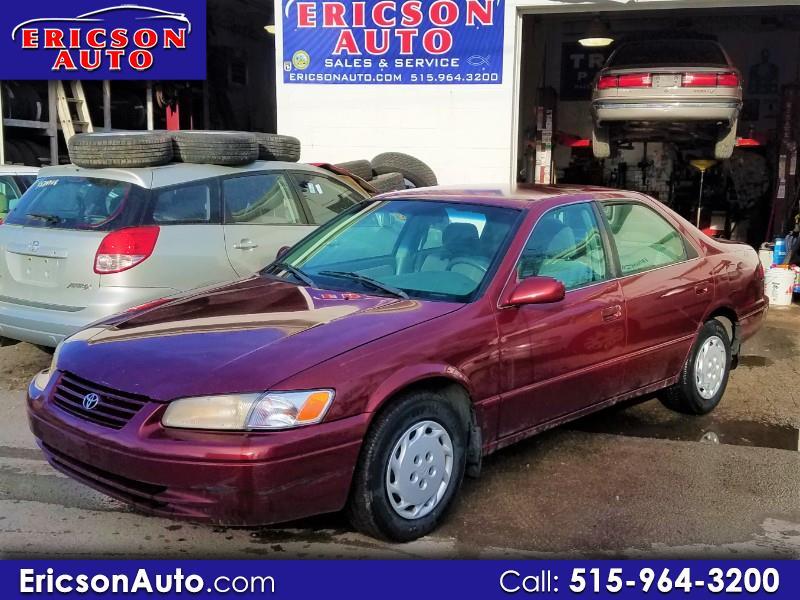 Toyota Camry 1999 $3000.00 incacar.com