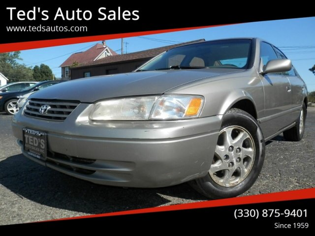 used Toyota Camry 1999 vin: JT2BF22K3X0161382