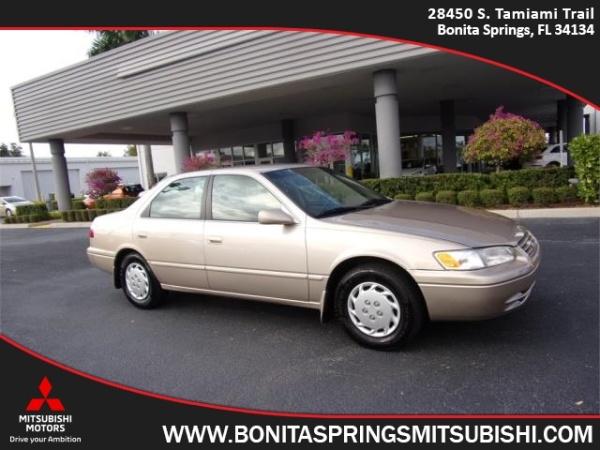 Toyota Camry 1999 $3400.00 incacar.com