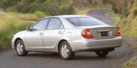 Toyota Camry 2002 $2500.00 incacar.com