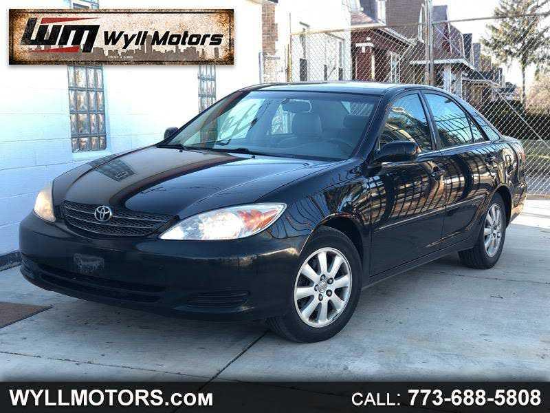 Toyota Camry 2002 $3990.00 incacar.com