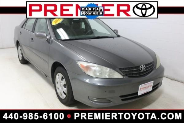Toyota Camry 2002 $3684.00 incacar.com