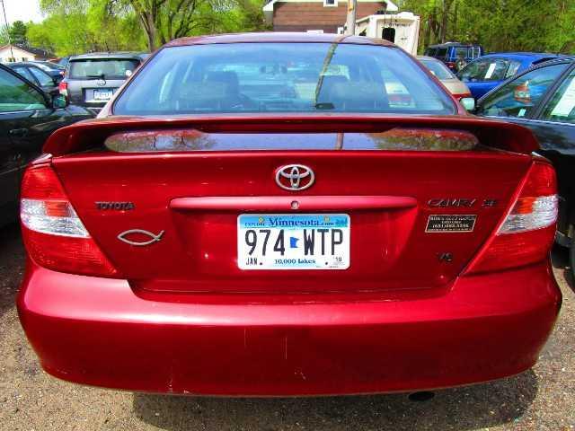 Toyota Camry 2002 $2495.00 incacar.com
