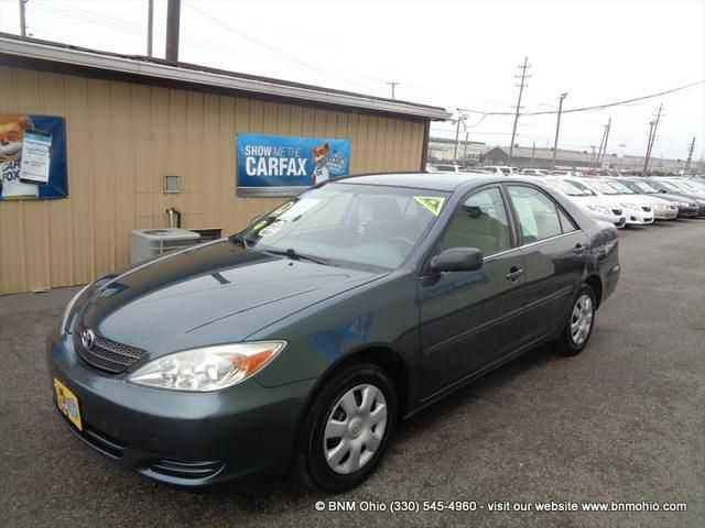 used Toyota Camry 2003 vin: 4T1BE32K83U750829