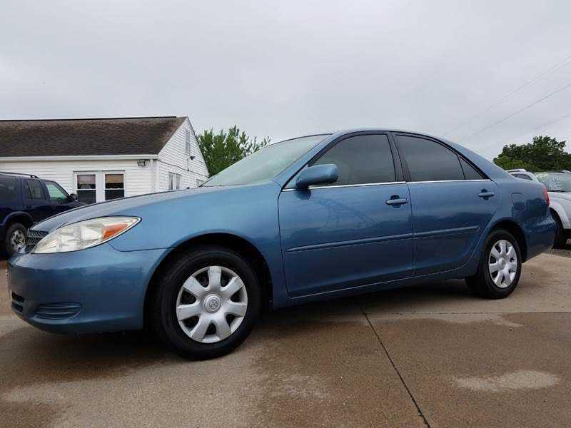 Toyota Camry 2003 $1595.00 incacar.com
