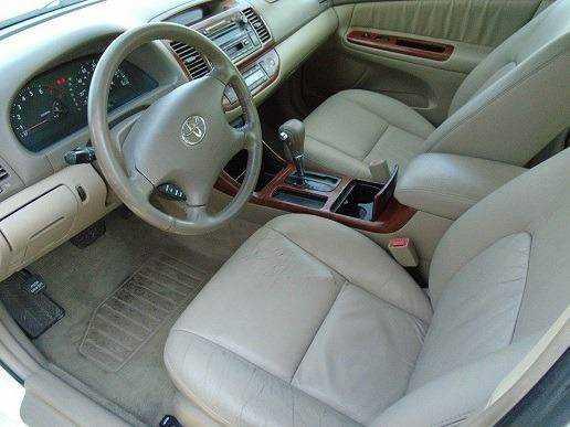 Toyota Camry 2003 $5950.00 incacar.com
