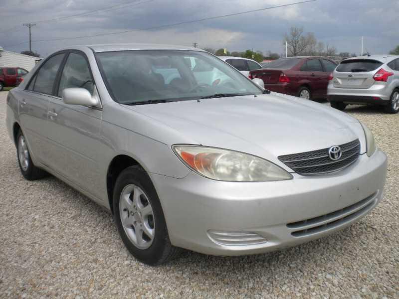 Toyota Camry 2003 $4495.00 incacar.com