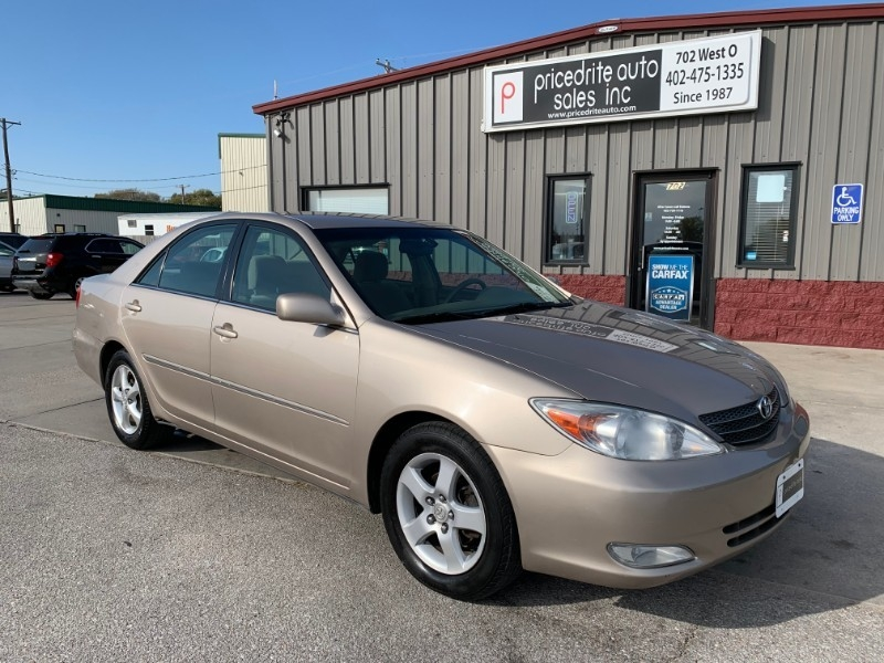 used Toyota Camry 2003 vin: 4T1BE32K33U257754