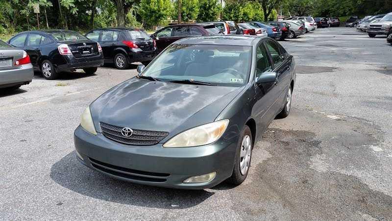 Toyota Camry 2003 $1500.00 incacar.com