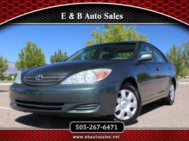 Toyota Camry 2004 $6700.00 incacar.com