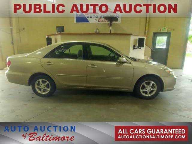 used Toyota Camry 2004 vin: 4T1BE32K84U835722