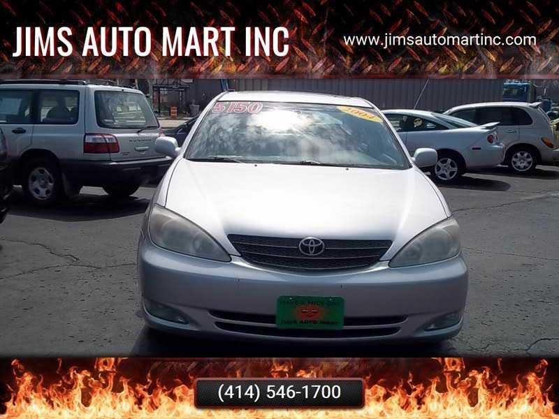 Toyota Camry 2004 $5150.00 incacar.com