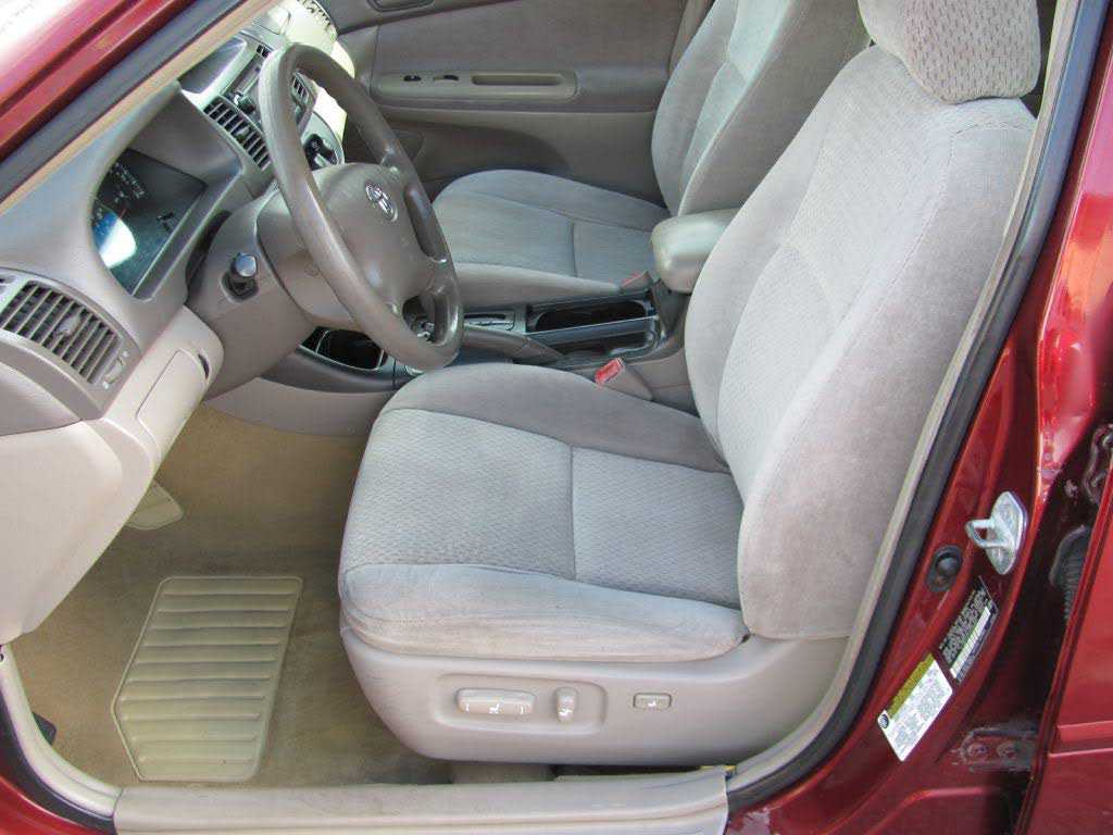 Toyota Camry 2004 $2750.00 incacar.com